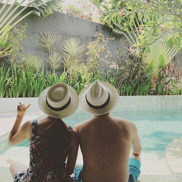 Photo by @kooksujin #thelayar #seminyak #bali #love #beauty #pool #couple #travel #photooftheday