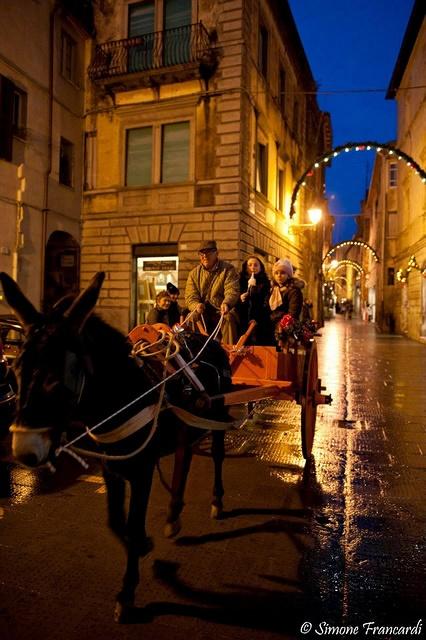 È Natale a Pitigliano  Foto: Francardi Simone #christmas #pitigliano #maremma #tuscany