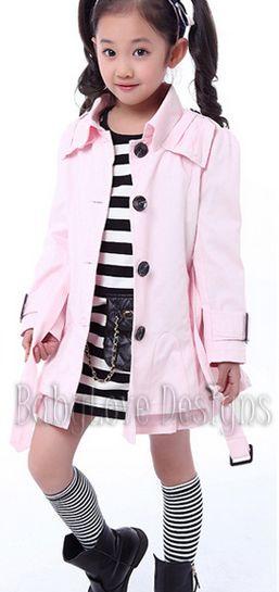 Girls Pink Jacket $29 + P&H