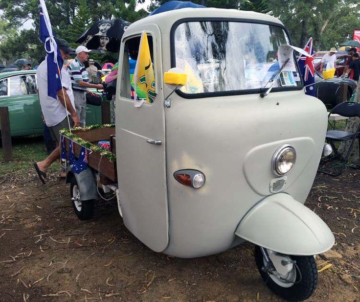 12 Parramatta CARnivale, showcasing vintage motors