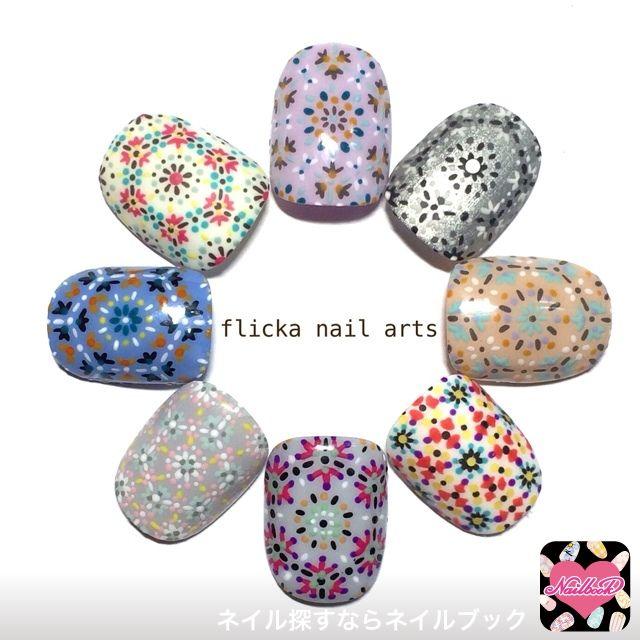 ネイル 画像 flicka nail arts 1367272