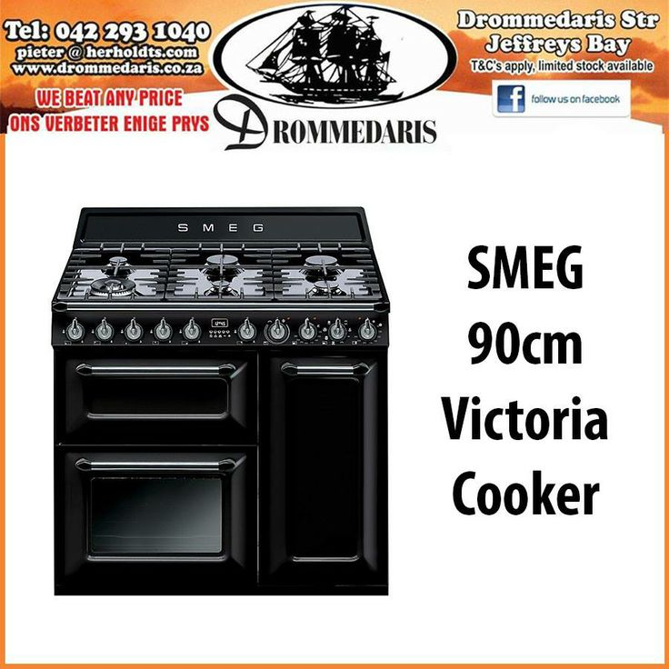 This SMEG free standing oven features 3 oven cavities, including a separate grill oven. Each cavity comes with triple glazed removable doors, this oven is stylish and is guaranteed to optimize your lifestyle. #homeimprovement #lifestyle #appliances