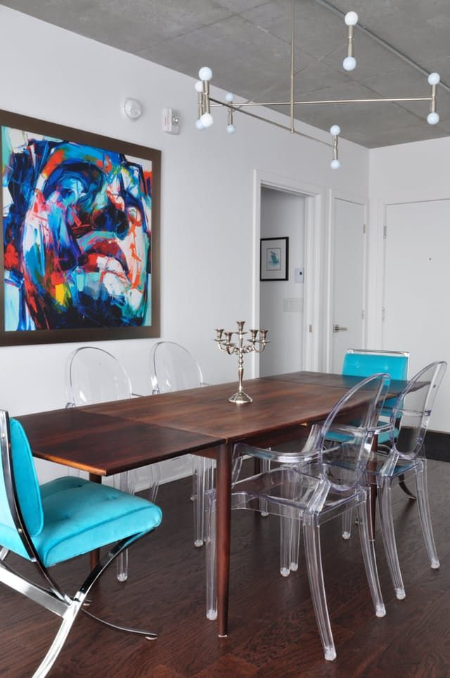Name: Marc-Andre & Alexandre Location: Griffintown, Montreal, Canada Size: 710 square feet Years lived in: 6 months; Owned Have you ever dreamed of designing and building your own home? If you are not an architect nor a designer (or if you don't plan on hiring one), you may rarely encounter the opportunity that Marc-André and Alex just had. They bought their condo from plans, so they were able to sit down with the interior designer of the builder's company (three times!) until all...