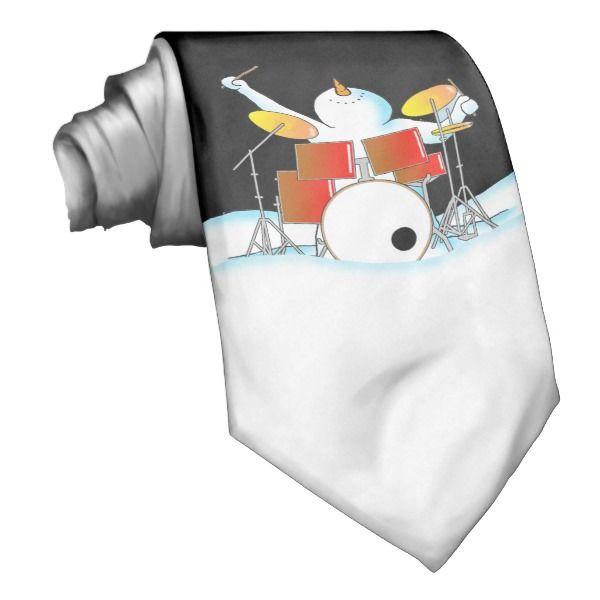 The Drummer Neckties