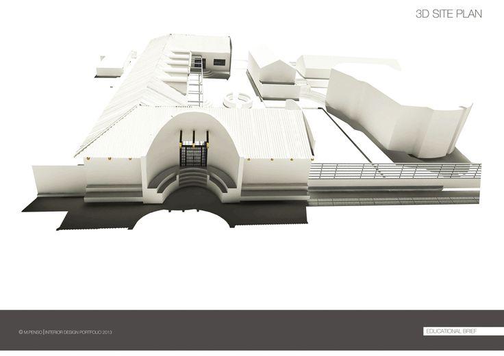 PORTFOLIO - Michelapenso #Education #Interior #Architecture #Contemporary #Country #Façade #3D #Infographic #Presentation