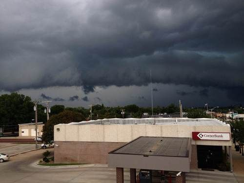 13/13 Arkansas City, Ks. | EVER CHANGING WEATHER | Pinterest