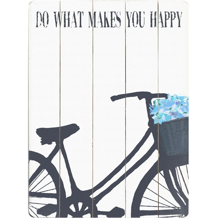Do What Makes You Happy Wall Art
