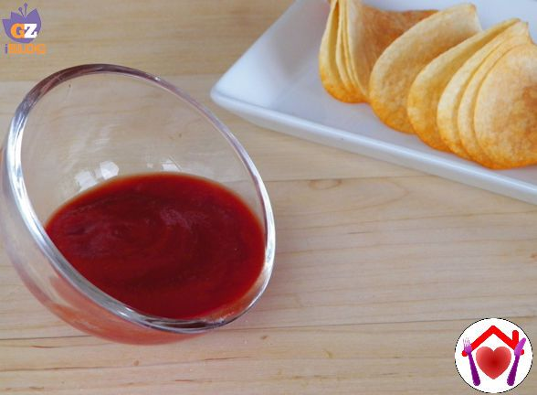Ketchup in 1 minuto