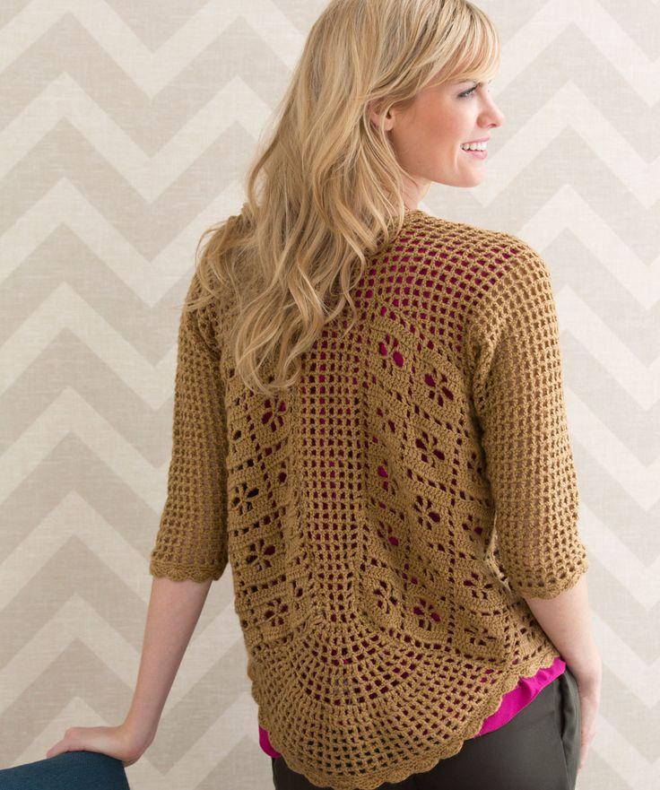 3046 best Crochet Coats, Cardigans, Sweaters images on Pinterest ...