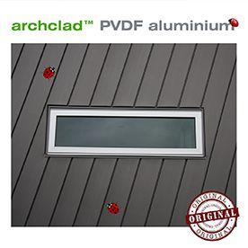 Request the brochure for our range of Original Aluminium finishes