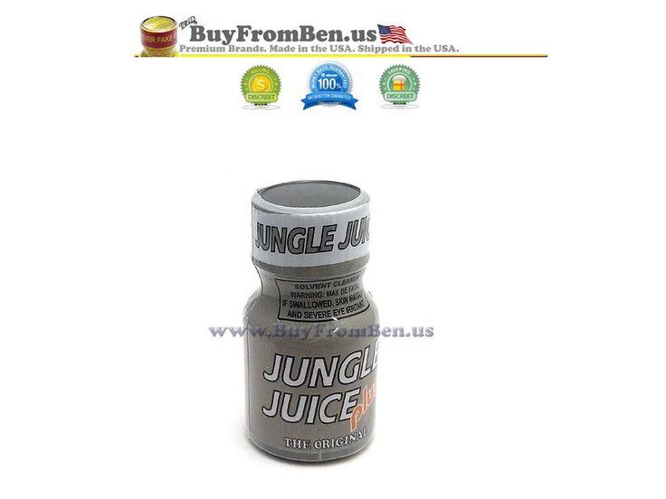 10ML JUNGLE JUICE PLUS - THE ORIGINAL