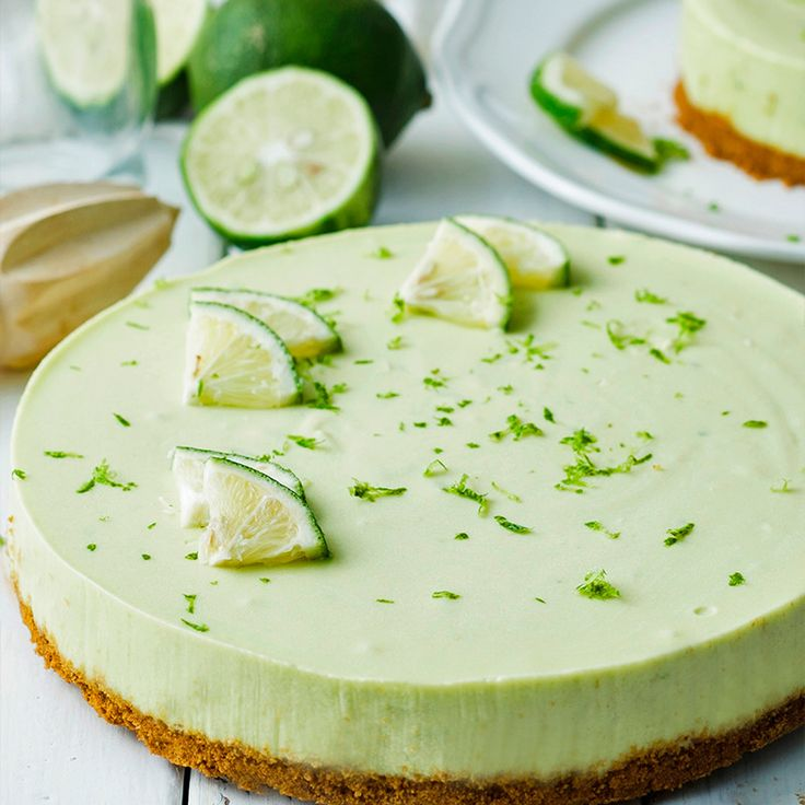 I am still taking advantage of avocado season, which inspires me to formulate more recipes using this awesome ingredient. I won't deny that this Avocado Lime Cheesecake is one of the best recipes that I made! I saw different... #avocadolimecheesecake #bestavocadolimecheesecakerecipe #easiestdessert