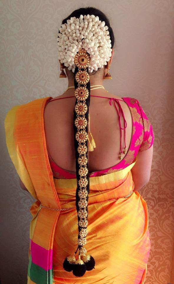 20 Best South Lndian Choti Images On Pinterest Indian Bridal