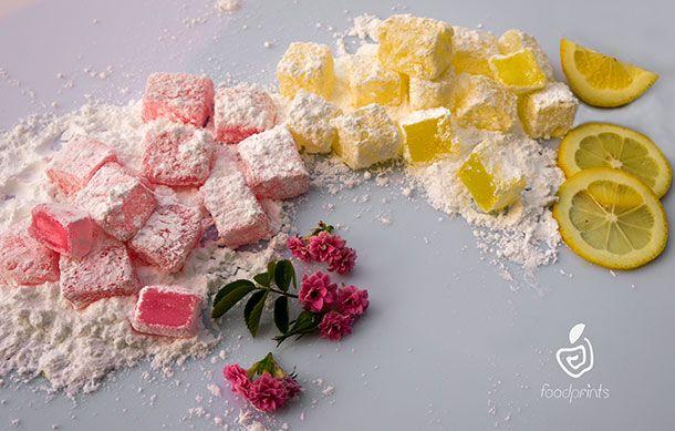 ΛΟΥΚΟΥΜΙΑ http://www.foodprints.gr/?recipe=loukoumia