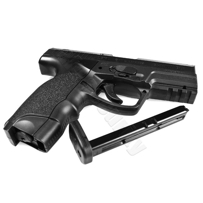 Airsoft CZ 75 D compact CO2 6mm #airsoft