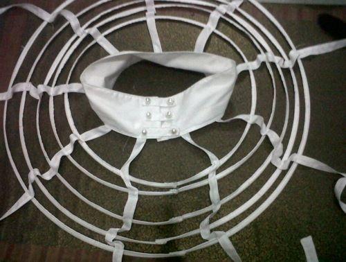 a little decadence hoop skirt construction notes reifr cke pinterest. Black Bedroom Furniture Sets. Home Design Ideas