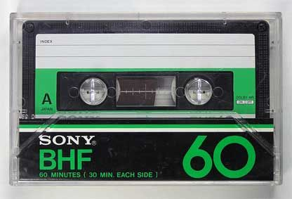 SONY/BHF/パッケージ