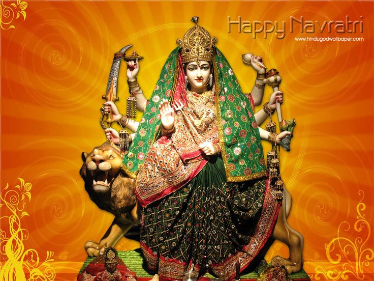 FREE Download Happy Navratri Wallpapers