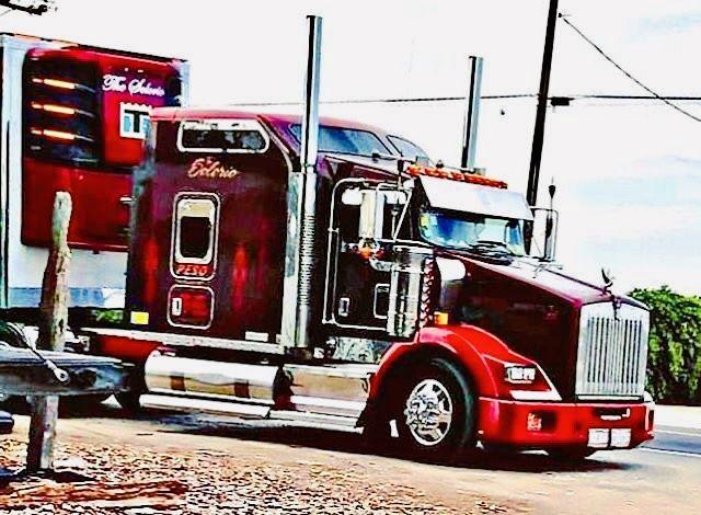 Pin By Thomas Frank On I Lv Big Rigs Big Trucks Kenworth Trucks Big Rig Trucks