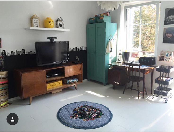 Vintage kidsroom