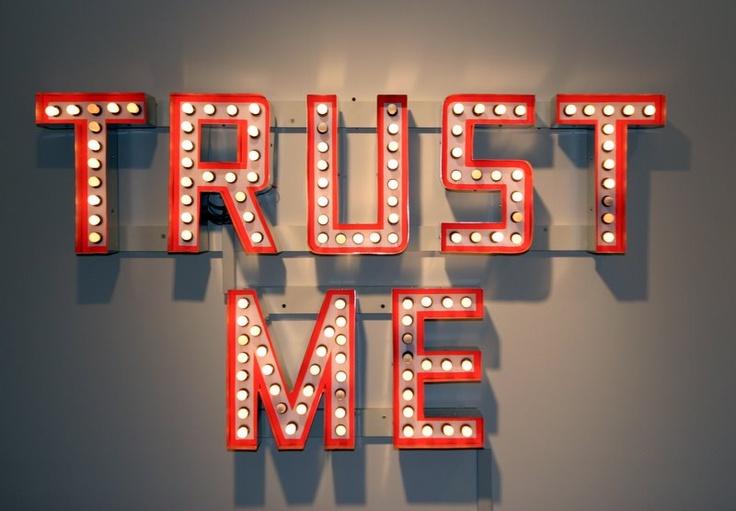 trust me - steve lambert
