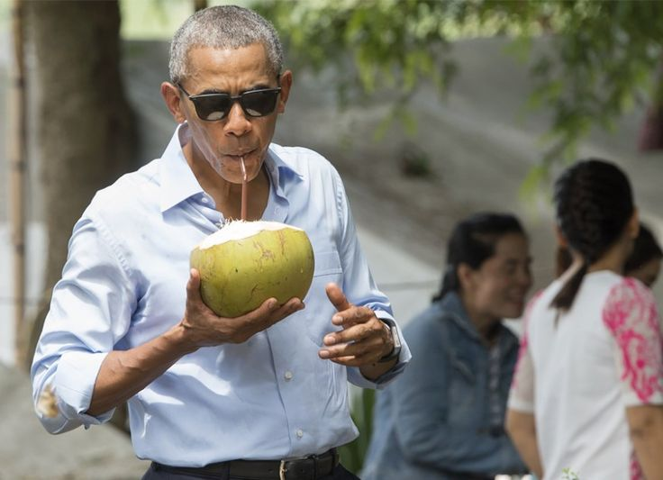 What is Doing Now Ex Presiden Obama