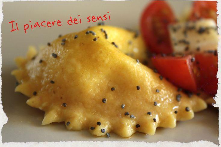 Girasoli con farina d'avena con erbette e semi di papavero: Un primo piatto semplice, genuino e gustoso, che delizierà anche i palati più difficili!