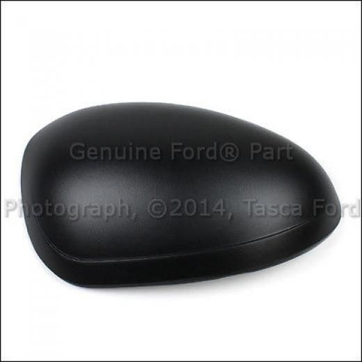 Ford Brand New Oem Rh Exterior Side View Mirror Cover Black Taurus Mercury Sable Yf1z17d742aa Front Right Direct Replacement Yes
