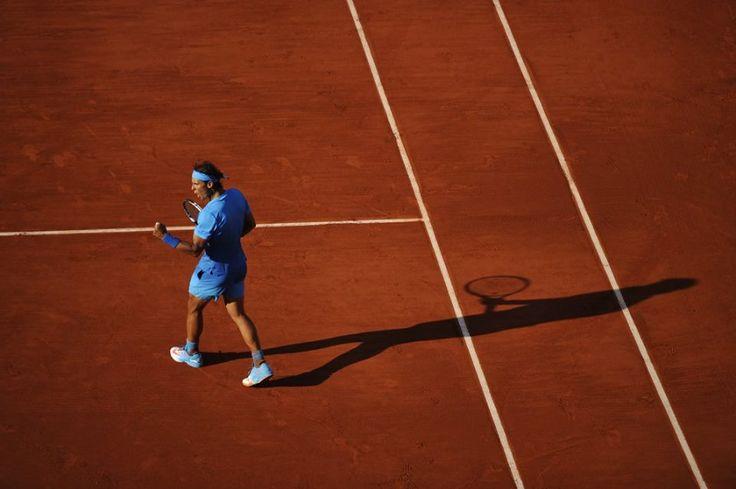 Rafael Nadal Roland Garros 2015