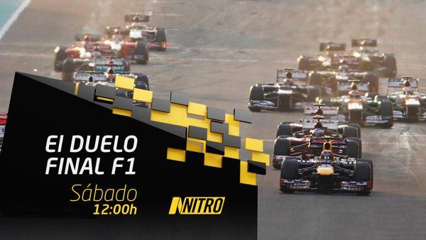 F1 Antena 3 / Nitro by Thais Altès & Kounichiwa & MIREIA PONS-LLORACH