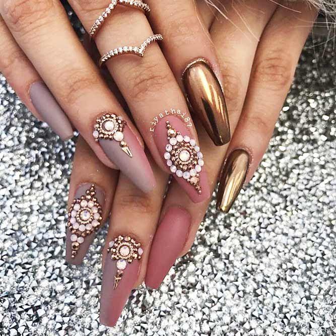 Die Besten 25+ Nagelform Ballerina Ideen Auf Pinterest | Acryl Nails Acryl Nu00e4gel Ballerina Und ...