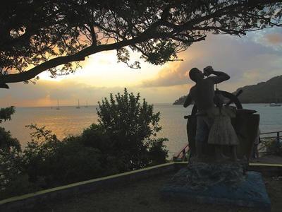 Santa Isabel - Isla de Providencia - Colombia…