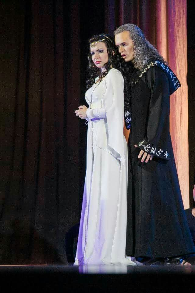 From Dragonlance the Musical