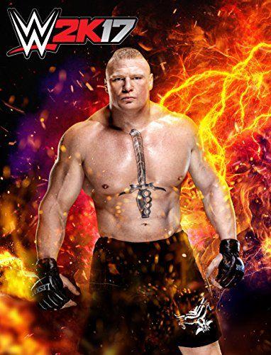 awesome WWE 2K17 (Xbox One)