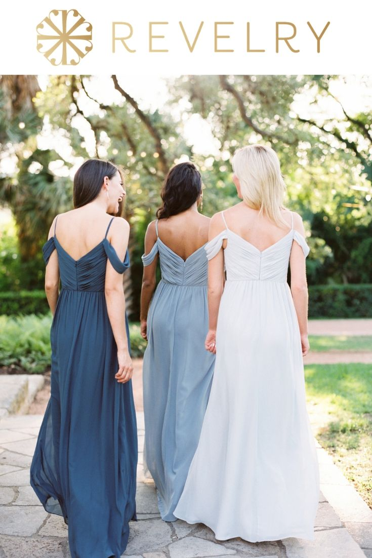 Mix And Match Revelry Bridesmaid Dresses And Separates Revelry Has A Wide Selection Of Unique Bridesmaids Dresses Bridesmaid Dresses Bridesmaid Tops Bridesmaid