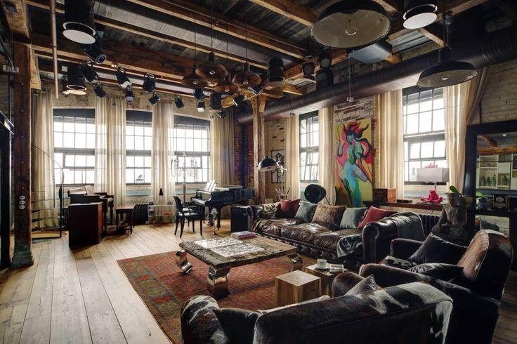 7 Einrichtungstipps für einen coolen Industrial Style Tipps - einrichtung im industriellen wohnstil ideen loftartiges ambiente
