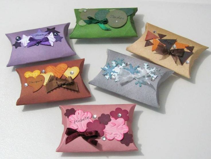 Punch Art Pillow Boxes & 56 best Pillow Box Punch images on Pinterest | Pillow box Punch ... pillowsntoast.com