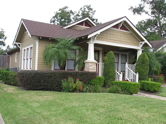Awesome Craftsman Style Homes Paint Colors