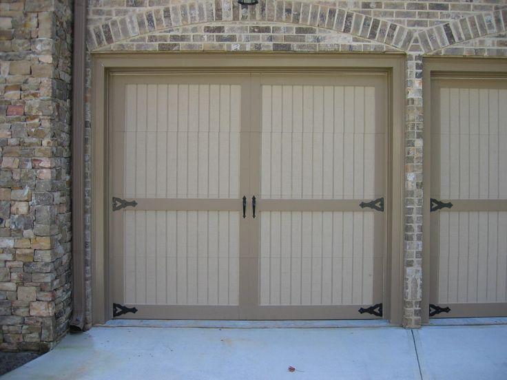 Madison Square Carriage Door Garage Door ://.builderspecialties.net/ & 73 best Carriage Doors Garage Doors images on Pinterest | Custom ... Pezcame.Com