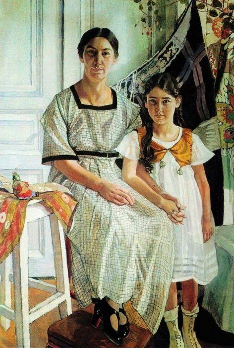 Александр Яковлевич Головин (1863-1930) - знаменитый русский художник. В детстве будущий художник серьезно занимался музыкой. Многие считают, что именно данный фактор послужил в дальнейшем д