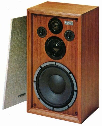 Technics Sb 500 1971 Vintage Speakers Pinterest Speakers