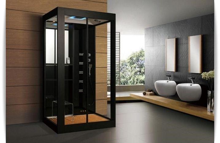 저절로 피로가 풀릴 것 같은 독특한 욕실 인테리어 27선 1. 천장이 뚫려있는 욕실  2. 원형 샤워 부스  3. 바위 욕조  4. 고성(古城)  5. 비(Rain)  6. 작은 동굴  7. 정글  8. 스카이라인  9. 통나무로 만든 야외 욕실  10. 나무가 함께 자라는 욕실  11. LED 조명 욕실  12. 스테인드글라스  13. 야외 샤워부스  14. 와인 컨트리  15. 타일로 만든 욕실  16. 7개의 분사구가 있는 욕실  17. 기둥에 샤워기가 달린 욕실  18. 사..