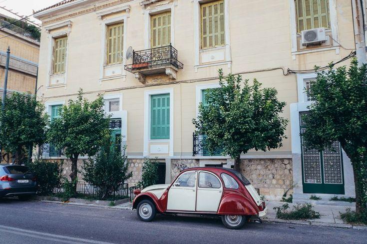 Καστέλλα: H περιοχή που όλοι οι Αθηναίοι θέλουν να μείνουν