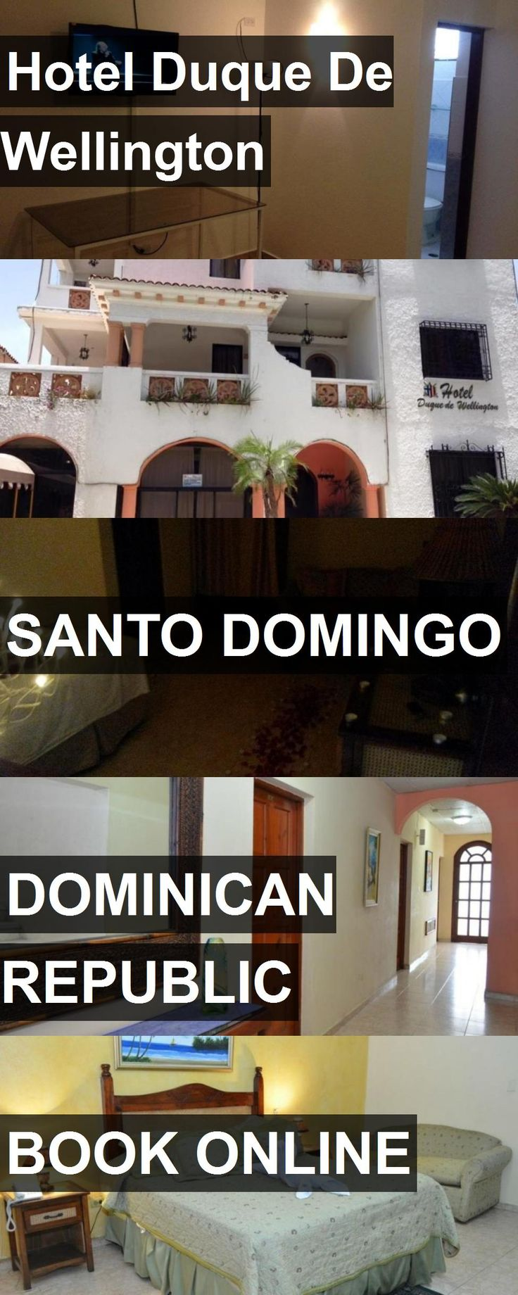 Hotel Hotel Duque De Wellington in Santo Domingo, Dominican Republic. For more information, photos, reviews and best prices please follow the link. #DominicanRepublic #SantoDomingo #HotelDuqueDeWellington #hotel #travel #vacation