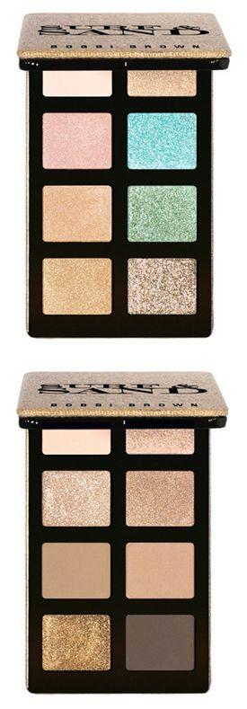 Pretty palettes #bobbibrown http://rstyle.me/n/mcza6n2bn