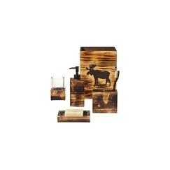 101 best images about antler bathroom decor on pinterest for Bathroom coordinate sets