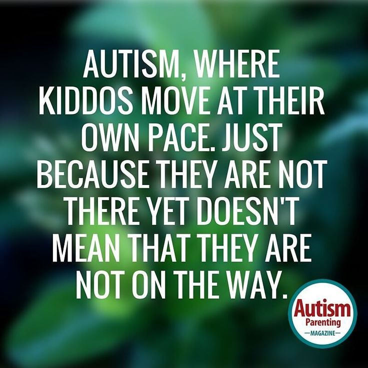 Double tap if you agree Get a FREE issue of Autism Parenting Magazine Just…