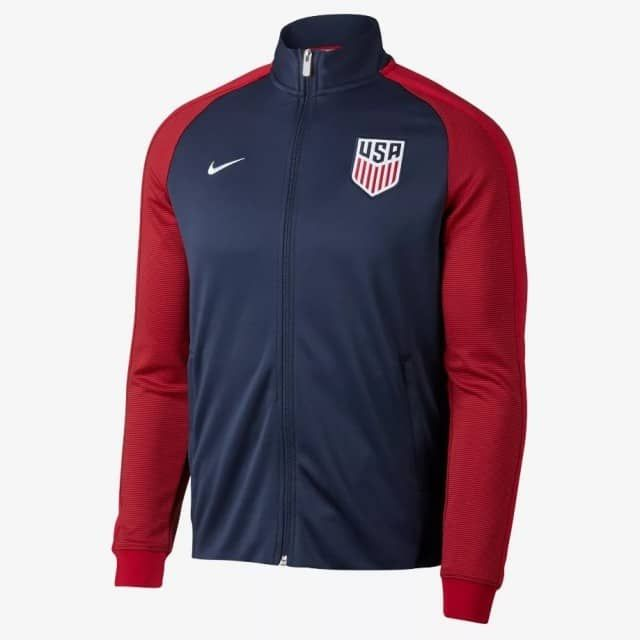 4f6c5a01 Nike Men's U.S. Authentic N98 Track Jacket[MSRP] - Nikys Sports ...