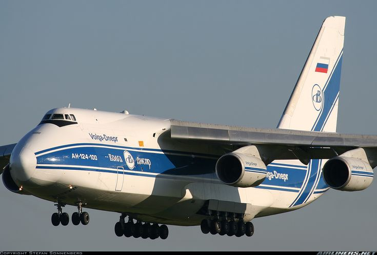 Antonov An-124, Leipzig, Germany, 2007 in Flight  | Photos: Antonov An-124-100 Ruslan Aircraft Pictures | Airliners.net