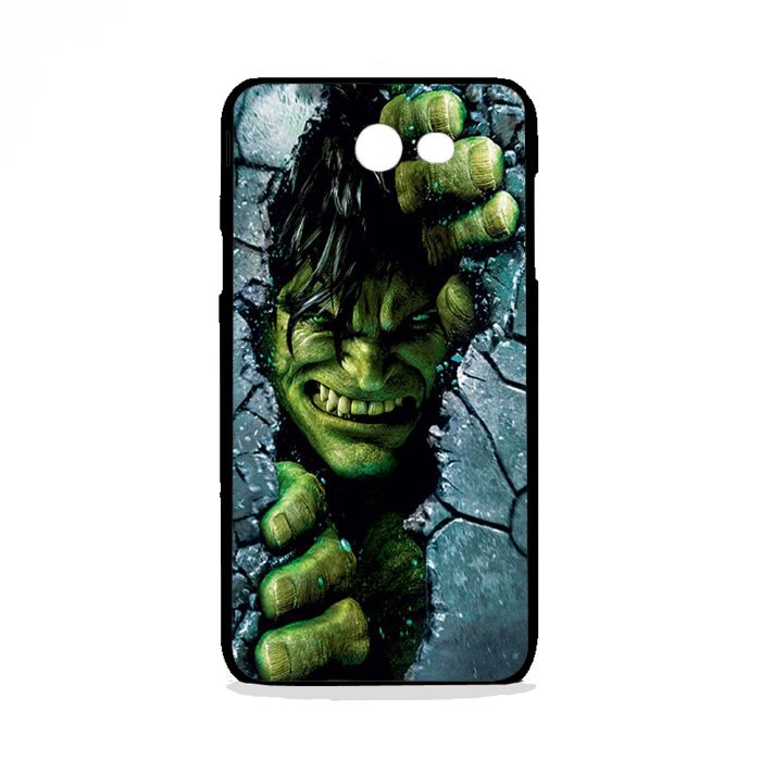 Angry Hulk Samsung Galaxy J7 Pro Case | Republicase